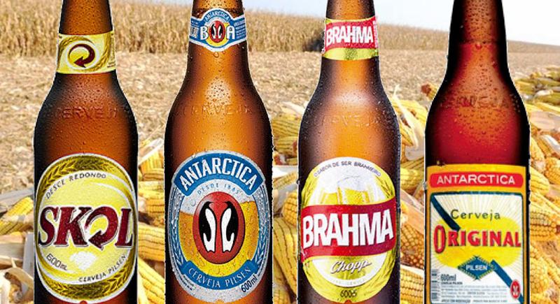 Jornal A Regiao - Cerveja nacional tem milho
